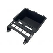 Moldura Porta Objetos Frontal 5c7857925b 5c7857925c Suporte dos Botões do Console Vw Jetta 015 016 017
