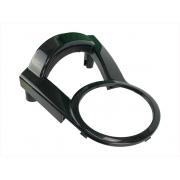 Moldura Puxador Interno Carbono da Porta Dianteira e Traseira Esquerdo Motorista Jac J2 012 013 014 015 IAG