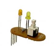 Placa circuito do Botão Interruptor de Acionamento do Ar Condicionado Do Painel 93319379 Gm Celta 01 02 03 04 05 06 07 08 09 010 011