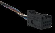 Plug Chicote Conector A0015451073 Da Tela Do Painel Mercedes W212 2009 2010 2011 2012 ref 10540