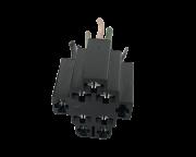 Plug Chicote Conector Do Botão Ventilador e Desembaçador do Comando De Ar Gm Celta 2001 2012 Corsa Classic Todos