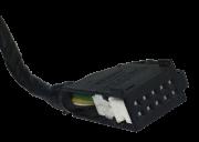 Plug Chicote Conector Do Botão D Vidro Elétrico Audi A3 2001
