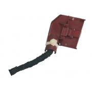 Plug Conector Chicote 20 Vias 8 Fios 443971883b do Módulo de Alarme Ultrassom Audi A3 A4 A6 99 00 01 02 03 04 05 06