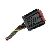 Plug Conector Chicote Menor 24 Vias 13 Fios do Modulo ECU Central de Air Bag 959102b170 sa310880000 0285010117 Hyundai Santa Fé 08 09 010 011 012