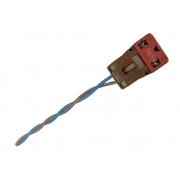 Plug Conector Chicote 2 Vias 2 Fios da Bolsa Air Bag de Banco 985h02789r 985h16795r Renault Kwid 017 018 019 020 021