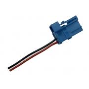 Plug Conector Chicote 3 Vias 2 Fios da Luminária Lanterna Luz de Cortesia Frontal de Teto 96887290bj Citroen C4 Lounge 014 015 016 017 018