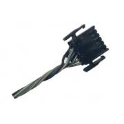 Plug Conector Chicote 6 Vias 6 Fios do Sensor de Luz Crepuscular do Painel 13578462 Gm Cruze 012 013 014 015 016