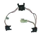 Plug Conector Chicote Da Buzina Do Volante Renault Logan Sandero 2012 a 2014