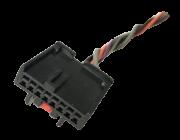 Plug conector da Luz De Teto Frontal Gm Captiva 2009 Á 2012 SLG