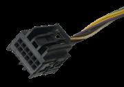 Plug Conector Do Botão Do Farol GM S10 Onix Prisma Spin Cruze Cobalt Montana Agile S10 Sonic