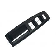 Puxador de Porta Dianteiro Esquerdo Moldura do Botão de Vidro 6q1867171f Vw Polo 03 04 05 06 07 08 09 010 011 012