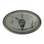 Relógio Analógico Central do Painel Reloginho de Horas 98ku15000ba Ford Ka 97 98 99 00 01 02 03 04 05 06 07 08 IAG