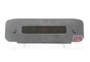 Relogio Central Visor Digital Do Painel Iluminação Ambar 9647409777 Peugeot 206 03 04 05 06 07 08 09