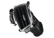 Tela Grade Difusor Saída De Ar Do Console Traseiro Lado Direito 970503s000 Hyundai Sonata 2010 2011 2012 2013 2014