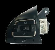 Botão Comando De Som Telefone Do Volante Original 3C8959537D Vw Gol Fox Polo