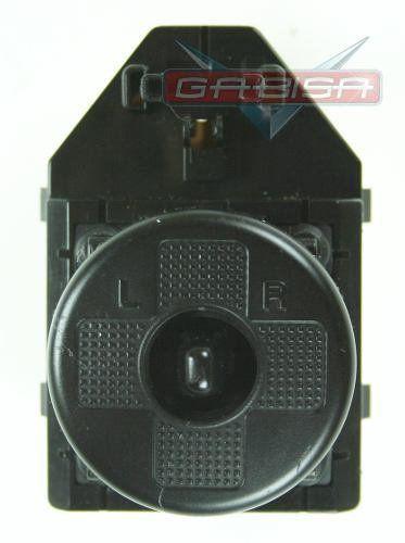 Botão Interruptor de Regulagem do Retrovisor Elétrico Traseira Branca Sem Recolhimento Hyundai Tucson 07 08 09 010 011 012 013 014 015