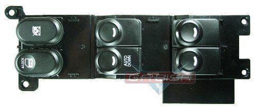 Conj Botão Hyundai I30 Interruptor D Vidro E Trava