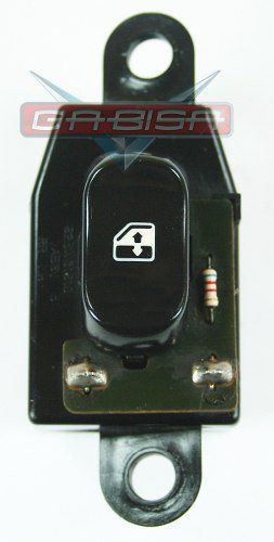 Botão Interruptor De Vidro Traseiro Esquerdo Hyundai Accent 1997