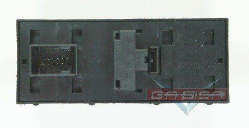 Conjunto Botão De Vidro E Trava Fiat Bravo 010 011 012