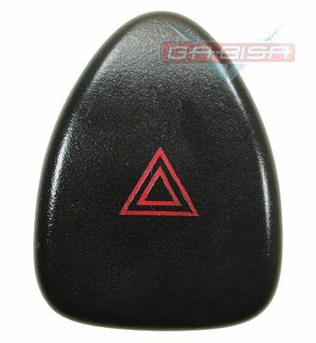 Botão Interruptor Hyundai Atos Prime 00  01 D Pisca Alerta