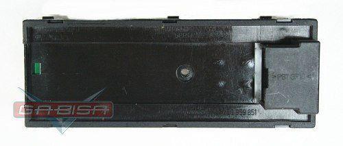 Conjunto Botão Interruptor De Vidro Elétrico Motorista 4b0959851 Audi A3  01 02 03 04 05 06