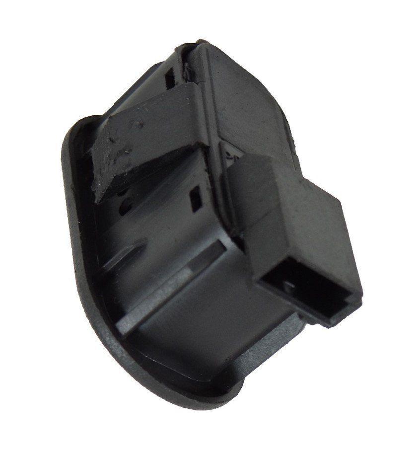 Botão Interruptor De Vidro Simples Plug Baixo 93380839 Corsa Meriva 03 04 05 06 07 08 09 010 011 012