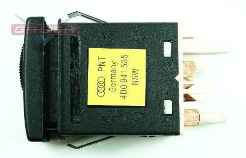 Botão Interruptor  Audi A4 95 99 De Milha Do Painel