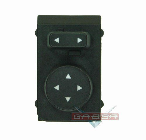 Botão Interruptor de Regulagem Do Retrovisor Elétrico Sem Recolhimento Fiat Bravo 010 011 012 013 014 015 016