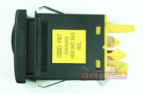 Botão Interruptor Audi A4 95 Á 99 De Neblina 4d0941563