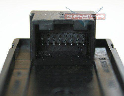 Conj Botão Audi A3  01 06 D Vidro Motorista 4b0959851b