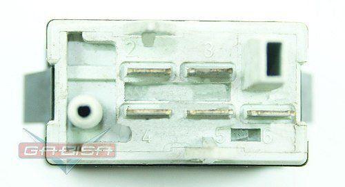 Botão Interruptor  Audi A4 95 99 D Regulagem D Altura Do Farol