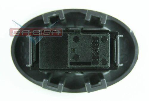 Botão Interruptor de Vidro Elétrico Porta Traseira Mercedes Classe A 99 00 01 02 03 04 05 06