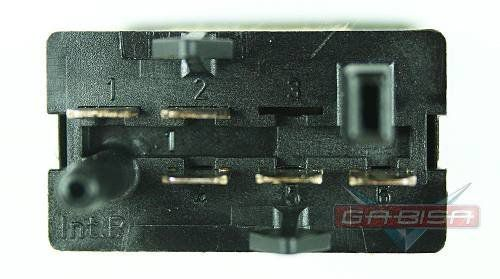 Botão Interruptor Audi A4 95 99 Desembaçador Traseiro 4d0941503b