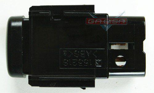 Botão Interruptor Pisca Alerta Luz de Emergencia do Painel Toyota Corolla 98 99 00 01 02