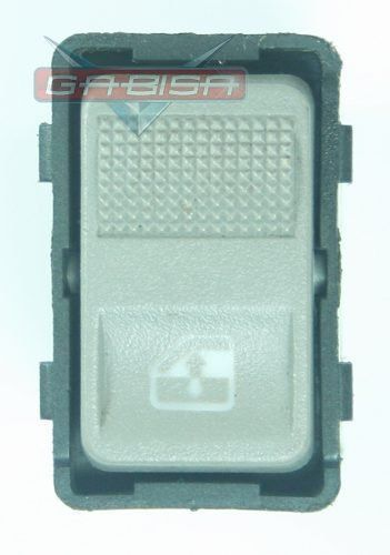 Botão Interruptor  Vw Gol G3 D Vidro Elétrico Traseiro