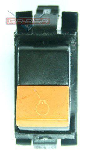 Botão do Painel Interruptor Injetor De Gasolina Vw Gol Voyage Parati 80 81 82 83 84 85 86