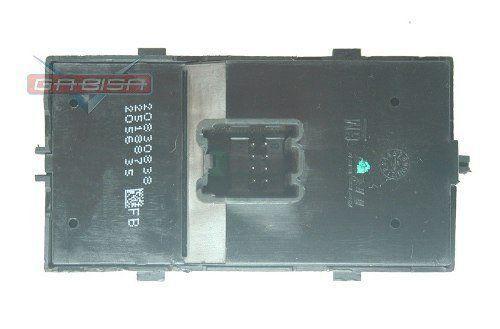 Conjunto Botão Interruptor De Vidro Elétrico Motorista 20830838  Gm Cruze Malibu 012 013 014