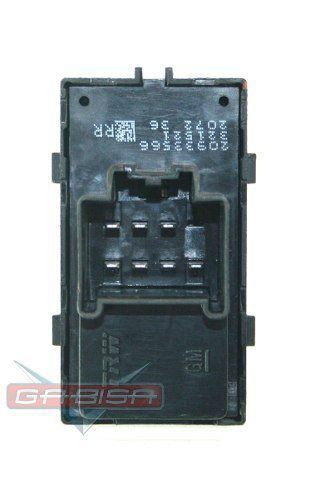Botão Interruptor  Gm Spin 012 014 D Vidro Simples