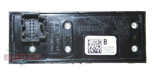 Botão Interruptor Reostato Luz do Painel e Abertura do Porta Malas Land Rover Evoque 011 012 013 014