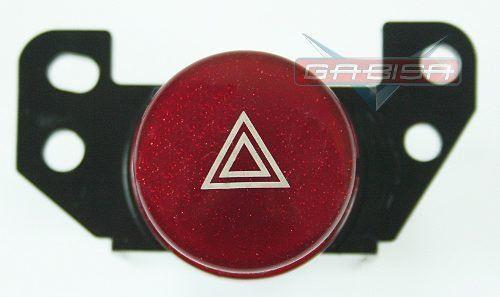 Botão Interruptor Mitsubishi Airtrek 04 010 D Pisca Alerta