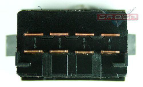 Botão Interruptor Pisca Alerta Do Painel Luz de Emergencia 5z0953235 Vw Fox Crossfox 05 06 07 08