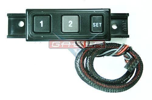 Botão D Memoria Jeep Grand Cherokee 99 04 Do Banco