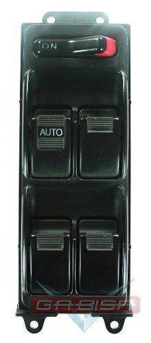 Conj Botão Honda Accord 98 Interruptor D Vidro Do Console