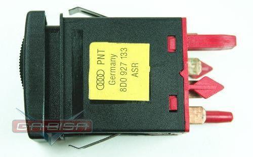 Botão De Controle De Tração Asr 8d0927133 Audi A4 95 96 97 98 99
