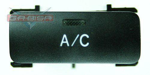 Botão Interruptor De Ar Condicionado Do Painel Toyota Corolla E Fielder 03 04 05 06 07 08