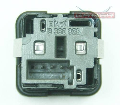 Botão Interruptor Bmw 740 99 D Trava Das Portas Do Painel