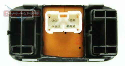 Botão Toyota Corolla 1997 De Retrovisor Elétrico Do Painel