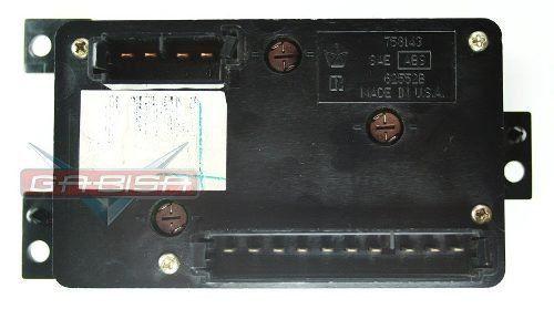 Botão De Aquecimento Limpador E Desembaçador Grand Cherokee 96 97 98