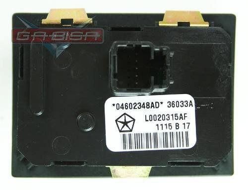 Botão D Farol Chrysler 300c 06 08 E Milha 04602348ad
