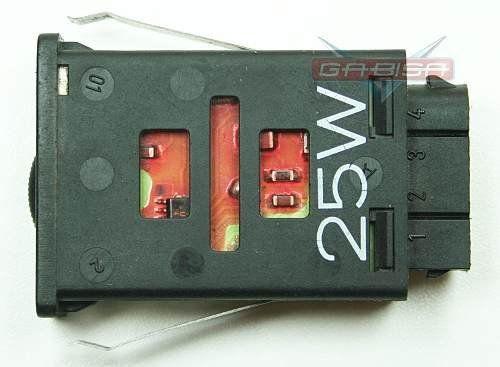Botão Interruptor Bmw 328 98 Reostato Da Luz Do Painel